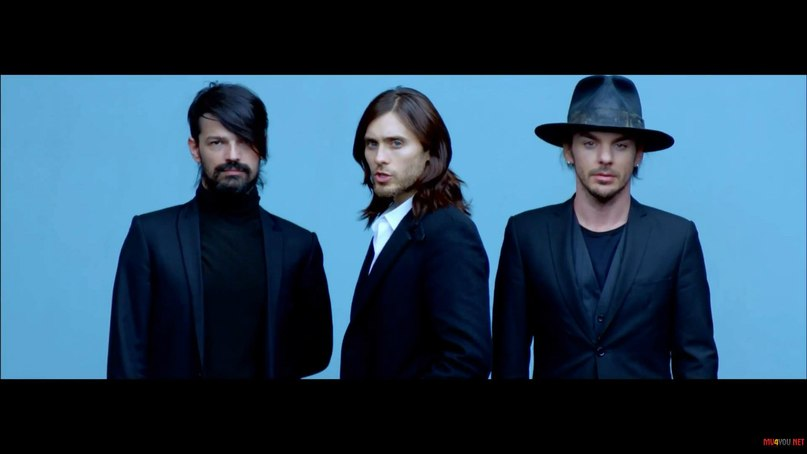 30 Seconds To Mars - This Is War (Radio Edit)